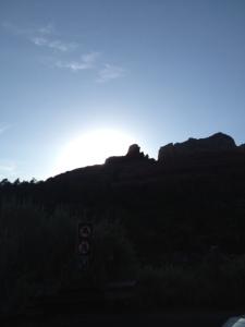 Sunset Sedona June 22 2015