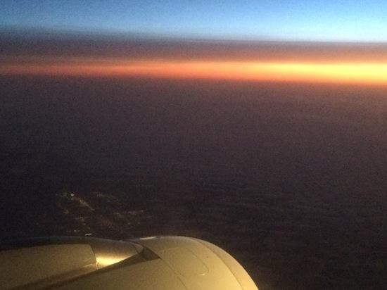 Sunset Sky Aross America 2 2 9 16 007